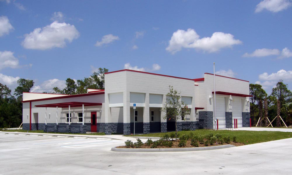 CC Fire Station